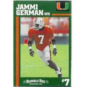 Jammi German