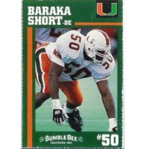 Baraka Short