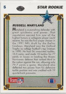 Russell Maryland