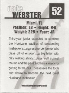 Nate Webster
