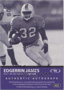 Edgerrin James