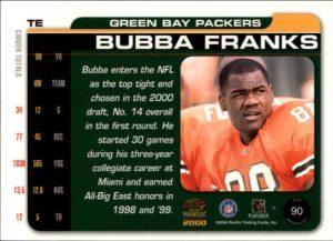 Bubba Franks