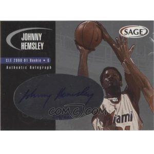 Johnny Hemsley