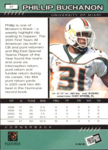 Phillip Buchanon