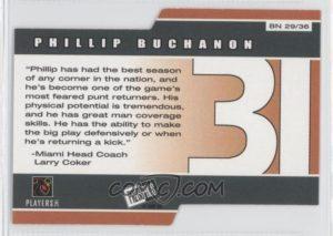 Phillip Buchanon