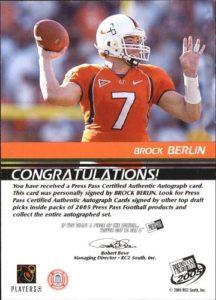 Brock Berlin
