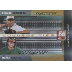 Carlos Gutierrez/Blake Tekotte