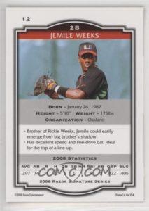 Jemile Weeks