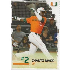 Chantz Mack