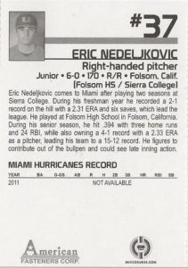 Eric Nedeljkovic