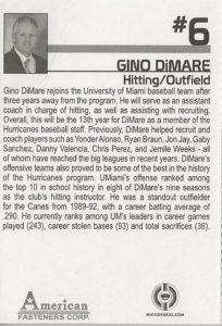 Gino DiMare
