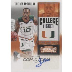 Sheldon McClellan