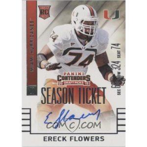 Ereck Flowers
